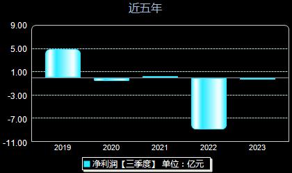 深圳機場000089年凈利潤