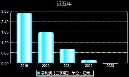 上海新阳300236年净利润