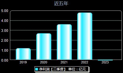 岳阳林纸600963年净利润