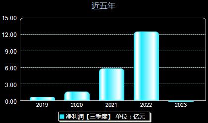 索通发展603612年净利润