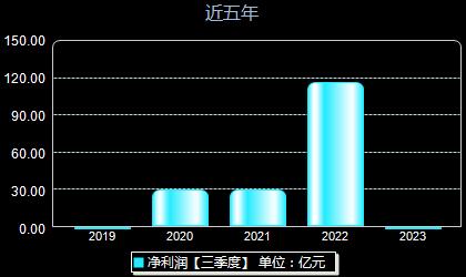 中芯国际688981年净利润